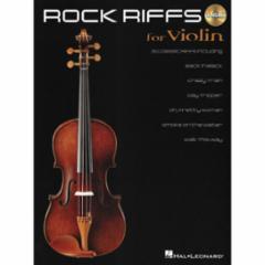 Rock Riffs for Violin