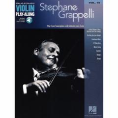 Stephane Grappelli Violin Play-Along