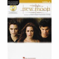 The Twilight Saga: New Moon Instrumental Play-Along