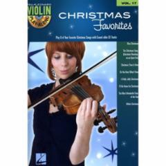 Christmas Favorites for Violin