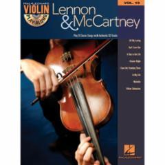 Lennon & McCartney Violin Play-Along
