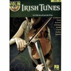 Irish Tunes Violin Play-Along