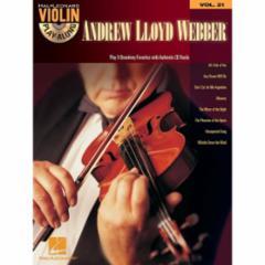Andrew Lloyd Webber Violin Play-Along