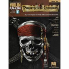 Pirates of the Caribbean Violin Play-Along