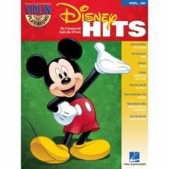 Disney Hits Violin Play-Along
