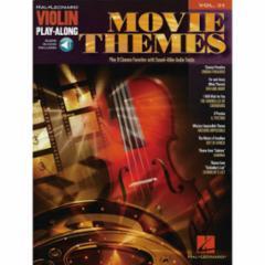 Movie Themes Violin Play-Along