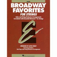 Broadway Favorites