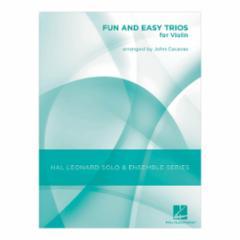 Fun and Easy Trios for Violin
