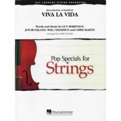 Viva La Vida for String Orchestra (Grade 3-4)