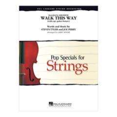 Aerosmith: Walk This Way for String Orchestra (Grade 3-4)