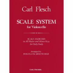 Scale System for Violoncello