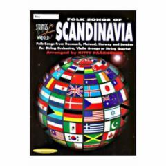 Folk Songs of Scandinavia for String Orchestra or String Quartet