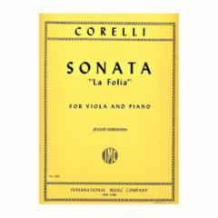 Sonata: La Folia for Viola and Piano