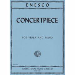 Concertpiece for Viola and Piano
