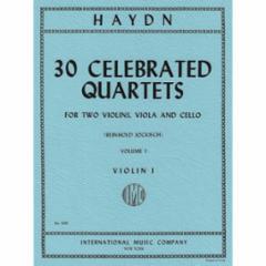 30 Celebrated Quartets