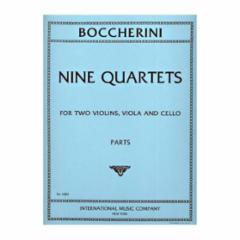 Nine Quartets