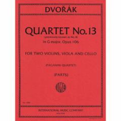 Quartet No. 8 in G Major, Op. 106