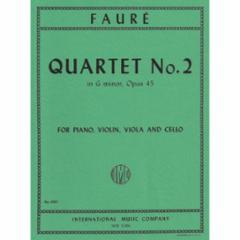 Quartet No. 2 in G Minor, Op.45