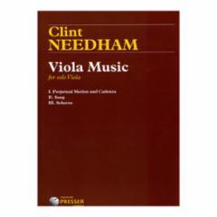 Viola Music for Solo Viola