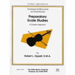 Preparatory Scale Studies for Violin