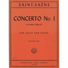 Concerto No. 1 in A Minor, Op.33 (Cello)
