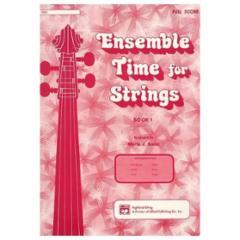 Ensemble Time for Strings