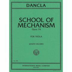 School of Mechanism, Op. 74 for Viola