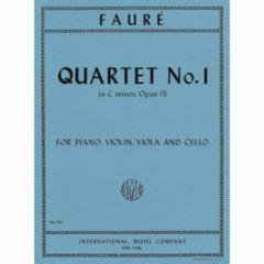 Quartet No.1 in C Minor, Op.15