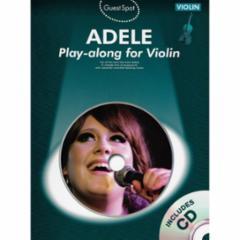 Adele Play-Along for Violin