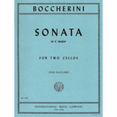 Sonata in C Major for Two Cellos