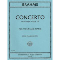 Concerto in D Major, Op. 77 (Violin and Piano)