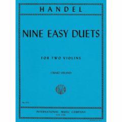 Nine Duets for Two Violins