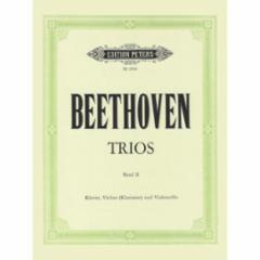 Two Trios for Violin, Cello and Piano