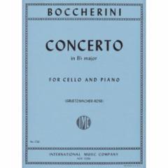 Concerto in Bb Major (Cello and Piano)