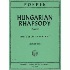 Hungarian Rhapsody, Op.68 (Cello)