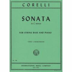 Sonata in C Minor, Op.5, No.8 (String Bass)