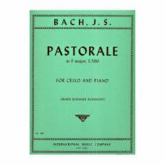 Pastorale for Cello and Piano