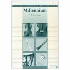 Millennium for Full Orchestra (Grade 3)