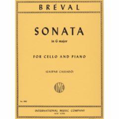 Sonata in G Major for Cello and Piano