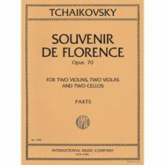 Souvenir de Florence, Op.70 for Two Violins, Two Violas and Two Cellos