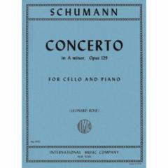 Concerto in A Minor, Op.129 (Cello)