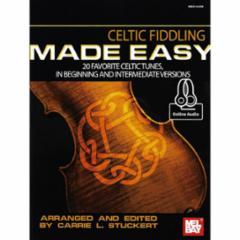 Celtic Fiddling Made Easy for Violin