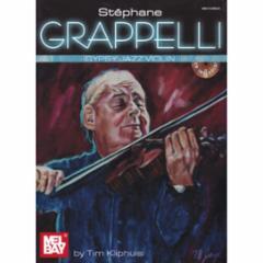 Stephane Grappelli: Gypsy Jazz Violin
