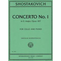 Concerto No.1 in E flat Major, Opus 107