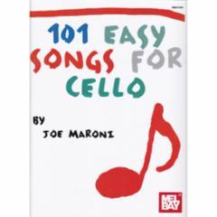101 Easy Songs for Cello