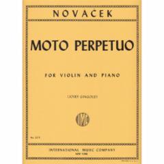 Moto Perpetuo in D Minor for Violin