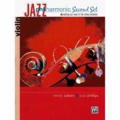 Jazz Philharmonic Second Set (Book 2)