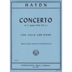 Concerto in C Major, Hob. VIIb:1