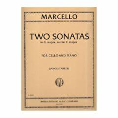 Two Sonatas (Cello and Piano)
