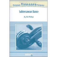 Subterranean Dance for String Orchestra (Grade 1.5)